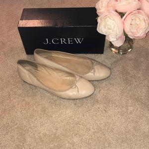 J Crew Kiki Ballet Ballerina Flats 10